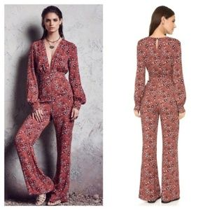 Free People Some Like it hot jumpsuit size 0